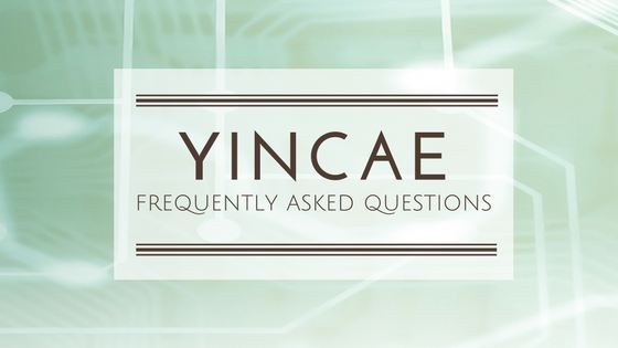 YINCAE FAQ Title